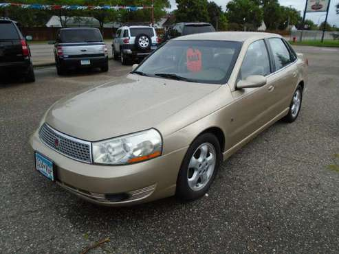 '04 Saturn L300 3.0L V6, at, ac, cd, loaded, Xtra Nice! 131k for sale in Minnetonka, MN