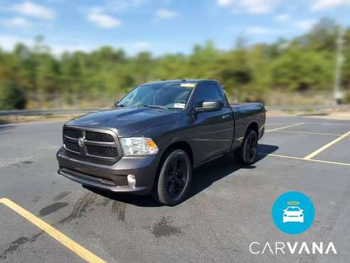 2016 Ram 1500 Regular Cab Express Pickup 2D 6 1/3 ft pickup Gray - -... for sale in Daytona Beach, FL