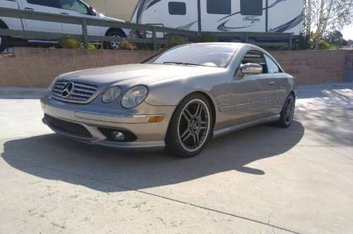 2005 Mercedes CL 65 AMG for sale in Paso robles , CA