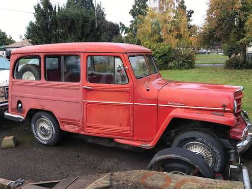 1953 Willys Jeep Wagon for sale in Eugene, OR