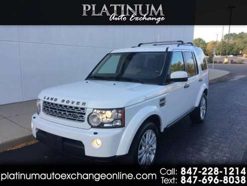 2011 Land Rover LR4 HSE for sale in Mount Prospect, IL