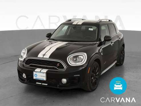 2018 MINI Countryman Cooper S ALL4 Hatchback 4D hatchback Black - -... for sale in Fresh Meadows, NY