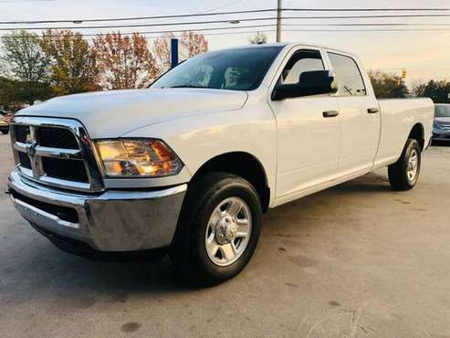 2015 Ram 3500 Crew Cab 2WD Cummins Diesel - cars & trucks - by... for sale in Raleigh, NC