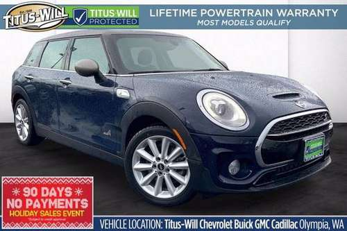 2017 MINI CLUBMAN AWD All Wheel Drive Cooper S COOPER S ALL4 - cars... for sale in Olympia, WA
