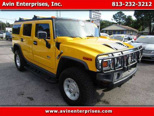 2004 HUMMER H2 Sport Utility BUY HERE / PAY HERE !! for sale in TAMPA, FL