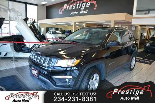 2019 Jeep Compass Latitude for sale in Cuyahoga Falls, PA