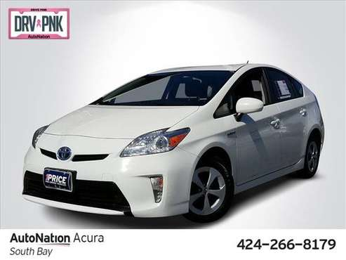 2015 Toyota Prius Two SKU:F1933201 Hatchback for sale in Torrance, CA