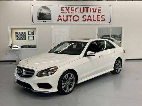 2016 Mercedes-Benz E-Class E 350 Luxury Quick Easy Experience! for sale in Fresno, CA