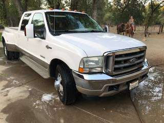 King Ranch F350 for sale in Cottonwood, CA