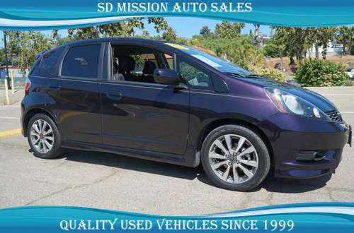 2013 Honda Fit*Gas Saver*Loaded with Options for sale in Vista, CA
