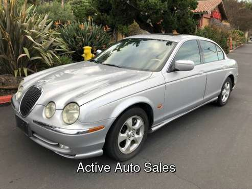 2002 Jaguar S-TYPE, Beautiful Car! for sale in Novato, CA