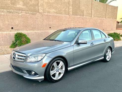 2010 Mercedes Benz C300 Luxury In Excellent Condition for sale in Phoenix, AZ