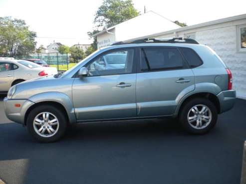 2007 HYUNDAI TUCSON for sale in Pawtucket, RI
