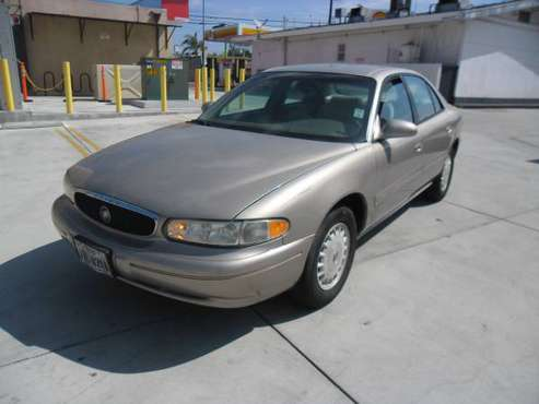 2001 BUICK CENTURY for sale in Valley Village, CA
