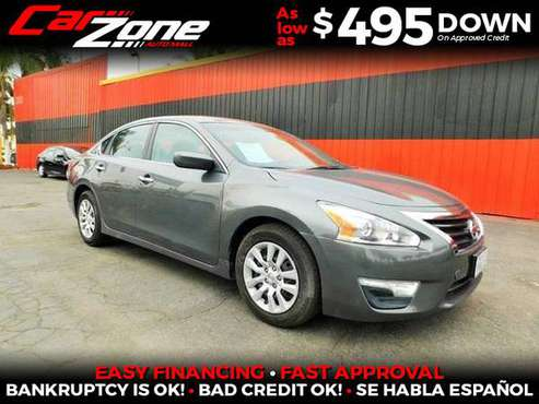 2015 Nissan Altima 2.5 S for sale in south gate, CA