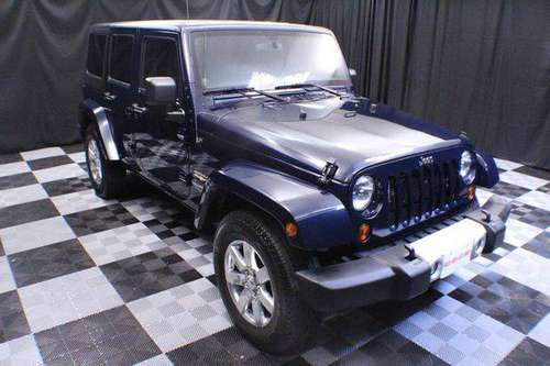 2013 JEEP WRANGLER UNLIMI SAHARA EVERYONE WELCOME!! for sale in Garrettsville, OH