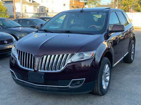 2011 Lincoln MKX AWD SUV*150K Miles*Rear Camera*Navigation*Leather for sale in Manchester, ME