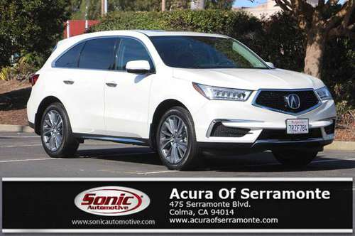 2017 Acura MDX White Great Price**WHAT A DEAL* for sale in Daly City, CA