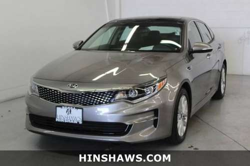 2016 Kia Optima EX for sale in Auburn, WA