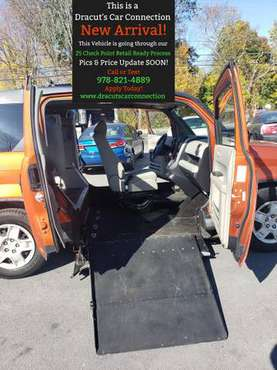 09 Honda Element Handicap Accessible!Only 82K!Installed by RIDE-AWAY!! for sale in METHUEN, RI