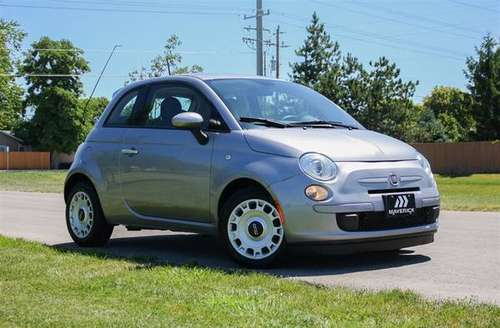 2015 Fiat 500 Pop Hatchback for sale in Boise, ID