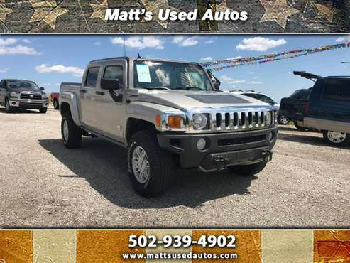 ***2009 Hummer H3T*** 4.9 foot bed--AWD!! for sale in Finchville, KY