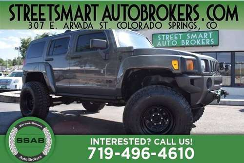 2008 Hummer H3 SUV Alpha for sale in Colorado Springs, CO
