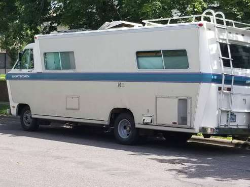 Unique 1975 25' Sportscoach for sale in Des Moines, IA