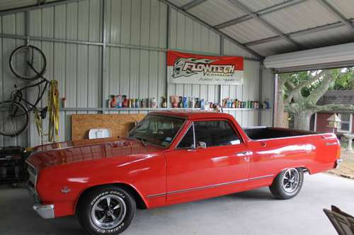 1965 El Camino , factory 4 speed bench seat car for sale in Houston, TX