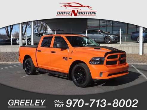 2019 Ram 1500 Classic Tradesman Pickup 4D 5 1/2 ft - cars & trucks -... for sale in Greeley, CO