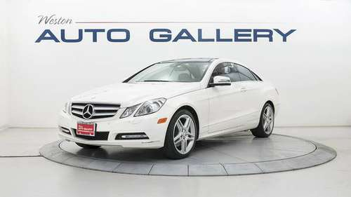 2013 Mercedes-Benz E350 4MATIC AWD Coupe ~ Immaculate Luxury! for sale in Fort Collins, CO
