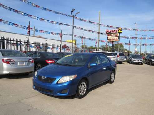 2009 Toyota Corolla LE for sale in Hamtramck, MI