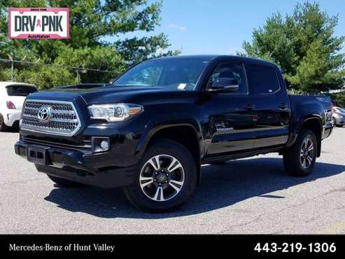 2017 Toyota Tacoma TRD Sport 4x4 4WD Four Wheel Drive SKU:HX052729 for sale in Cockeysville, MD
