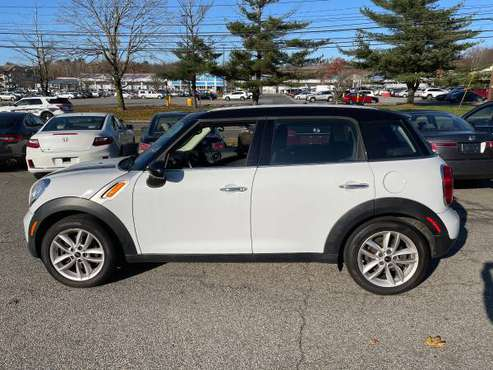 2011 Mini Cooper Countryman 4D Hatchback Manual Transmission LOW... for sale in Suffern, NY 10901, NY