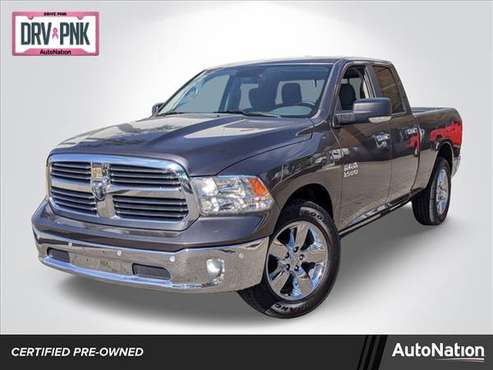 2017 Ram Ram Pickup 1500 Big Horn SKU:HS761109 Pickup - cars &... for sale in North Phoenix, AZ