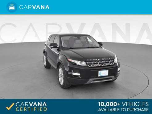 2012 Land Rover Range Rover Evoque Pure Sport Utility 4D suv Black - for sale in Baltimore, MD