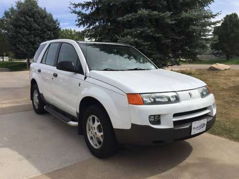 2002 SATURN VUE V6 AWD SUV - Only 62K Low Miles MoonRoof - 114mo_0dn for sale in Frederick, WY