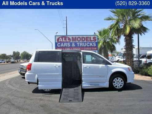 2014 DODGE GRAND CARAVAN 4DR WGN SE - cars & trucks - by dealer -... for sale in Tucson, AZ