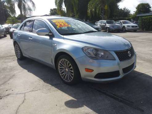 2011 Suzuki Kizashi Only $995 Down with No Credit Check for sale in Longwood , FL