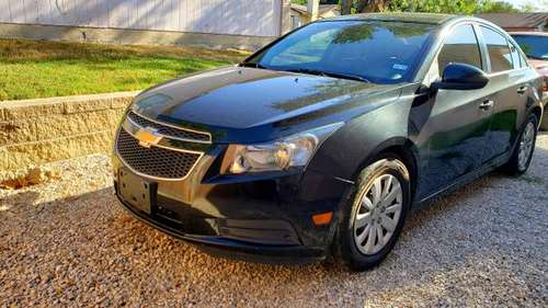 2011 Chevy Cruze for sale in San Antonio, TX