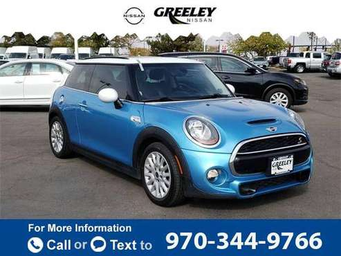 2015 MINI Cooper S Coupe coupe - cars & trucks - by dealer - vehicle... for sale in Greeley, CO
