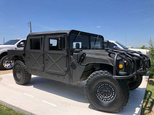 1990 AM General Humvee H1 Hummer Line X Tons Of Upgrades for sale in Temple, TX