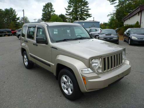 2011 JEEP PATRIOT 4X4 AUTOMATIC CLEAN RUNS/DRIVES GOOD GREAT LOW PRICE for sale in Milford, ME