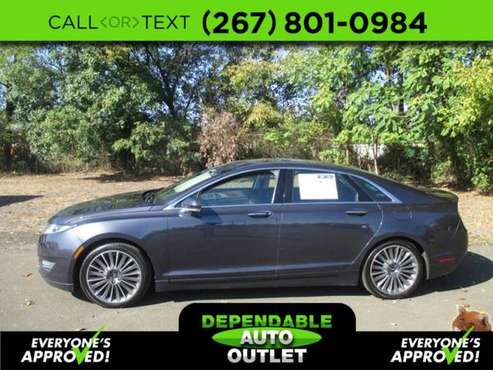 2014 Lincoln MKZ 4dr Sdn Hybrid FWD for sale in Fairless Hills, PA