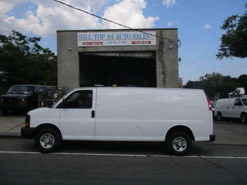 2016 Chevy Express Extended Enclosed Cargo Van for sale in Floral Park, NY