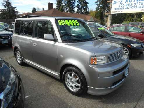 2006 SCION XB 5 SPEED MANUAL for sale in Vancouver, OR