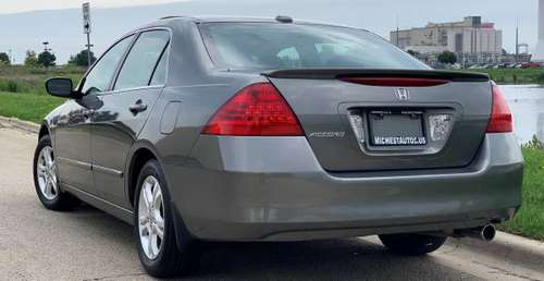 1 OWNER 2006 HONDA ACCORD EXL FULLY LOADED & MAINTAINED.. CLEAN CARFAX for sale in Naperville, IL