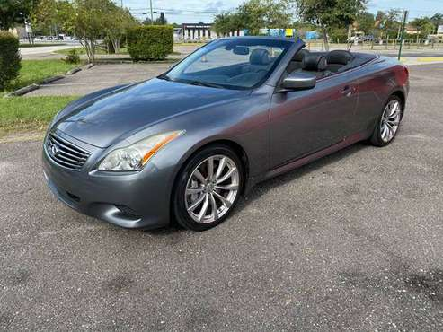 2010 Infiniti G37 convertible sport ***ULTIMATE AUTOS OF TAMPA BAY*** for sale in largo, FL