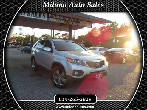 2012 Kia Sorento EX 2WD for sale in Columbus, OH