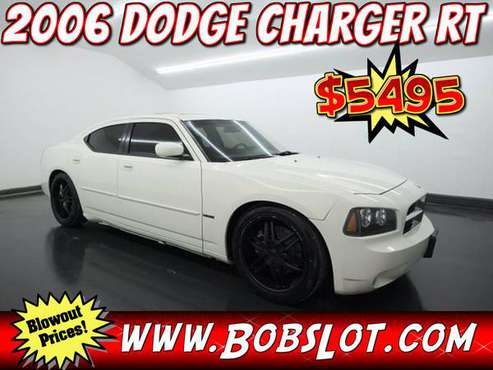 2006 Dodge Charger R/T - Pay Cash Or Rent to Own - cars & trucks -... for sale in Oklahoma City, OK